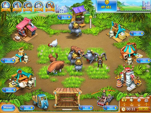 Farm Frenzy 3 HD