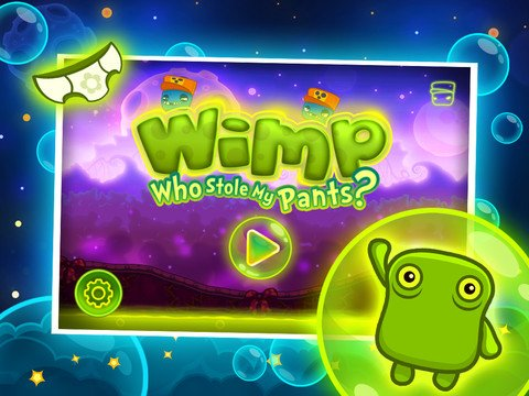 Wimp: Who Stole My Pants? HD