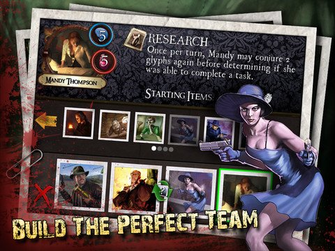 Elder Sign: Omens HD