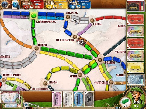 Ticket to Ride HD