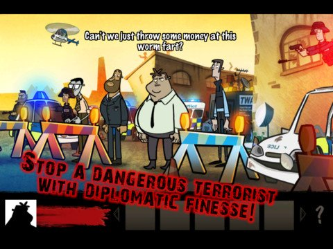 HECTOR: Ep1 HD – We Negotiate with Terrorists