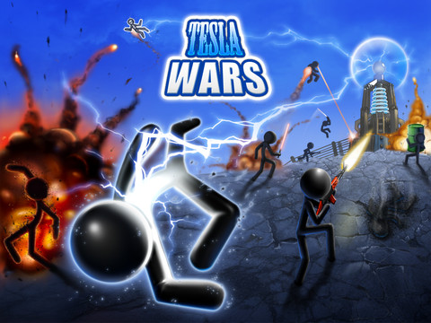 Tesla Wars HD