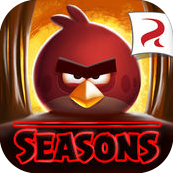 Angry birds Seasons Ski or squeal