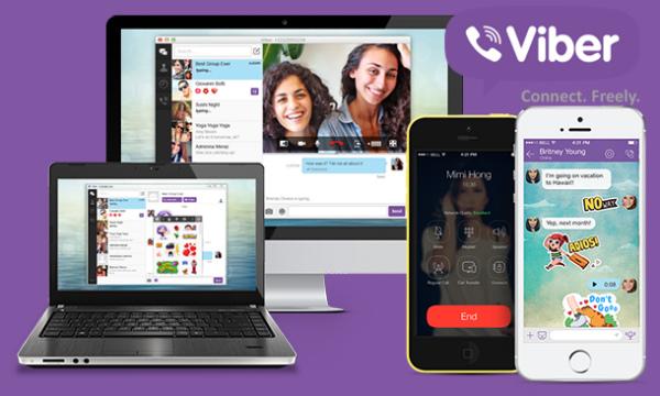 Скачать приложение Viber (Вайбер) для iPhone/iPad бесплатно